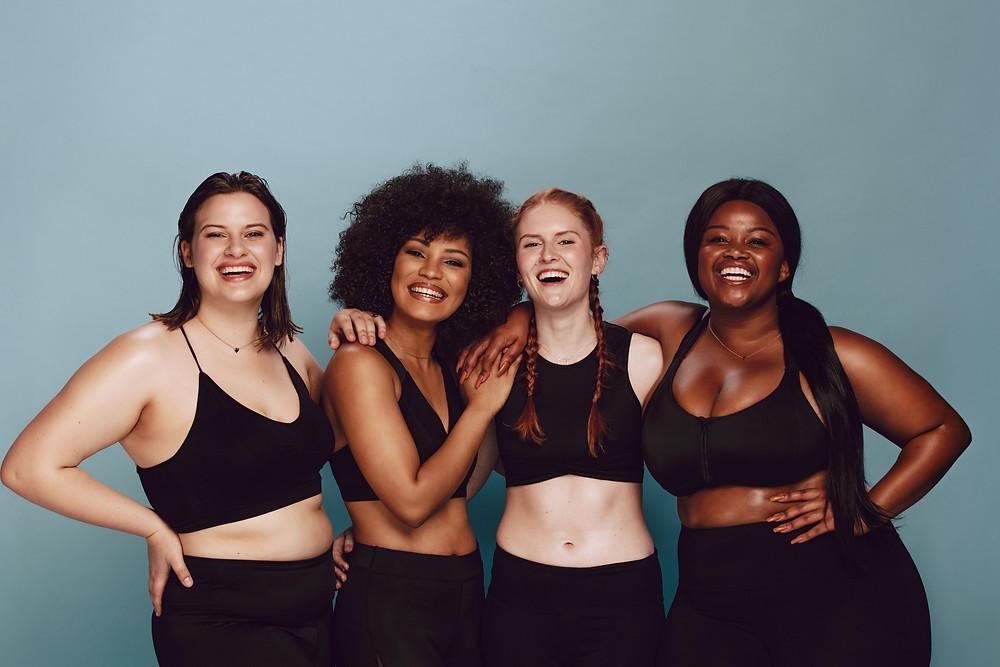 Body positive nel 2020 - Il confronto quotidiano