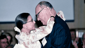 """""""I will not love you a jot less"""" - La storia d'amore fra Ruth e Martin Ginsburg"""