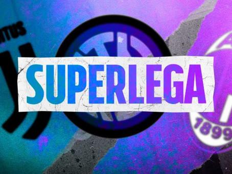 Superlega, la svolta epocale del calcio moderno