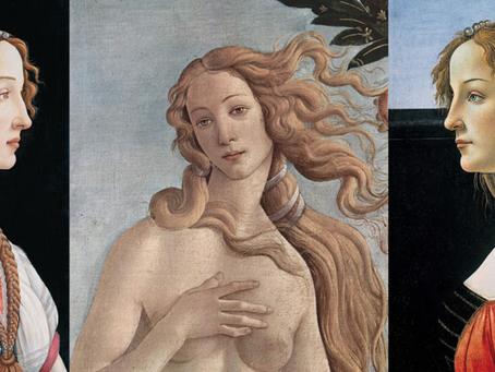 Simonetta Vespucci, la Venere del Rinascimento