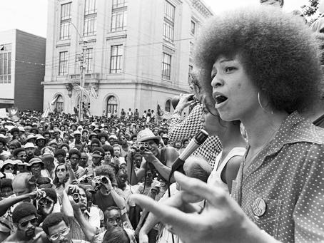 Angela Davis: come nasce un'icona