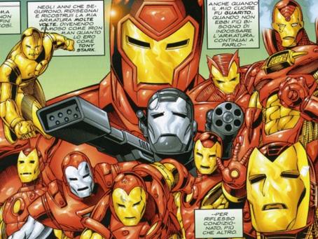 """Iron Man: genesi di un eroe """"umano"""", figlio di un'intelligenza straordinaria"""