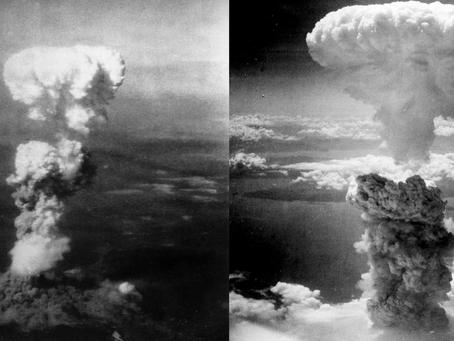 Agosto 1945, il bombardamento di Hiroshima e Nagasaki