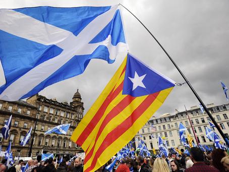 Scozia vs Catalogna: due referendum a confronto