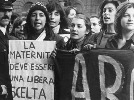 Femministe, interruzione volontaria di gravidanza e fecondazione assistita: un nuovo patriarcato?