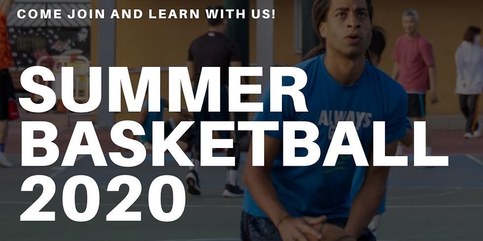 SUMMER BASKETBALL 2020