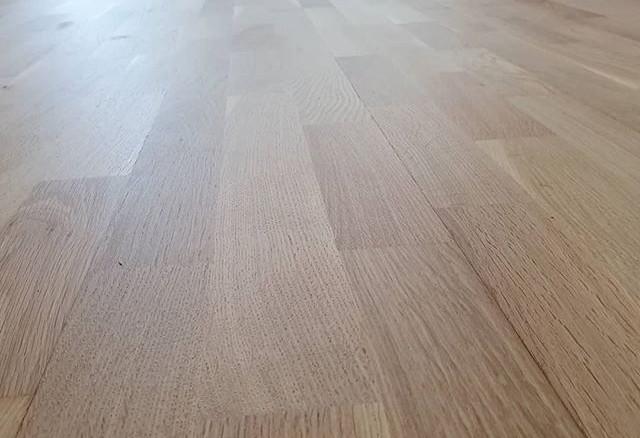 oiled engineered floor