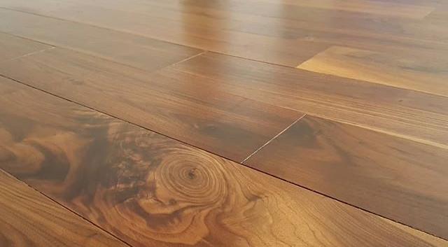 walnut floor magic oiled