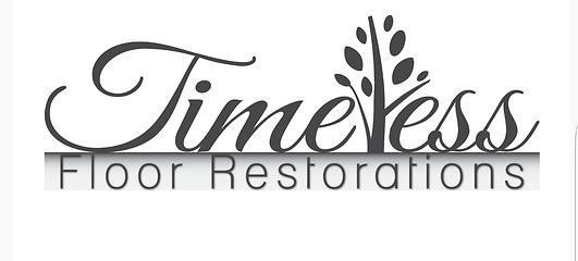 Timeless floor restorations logo