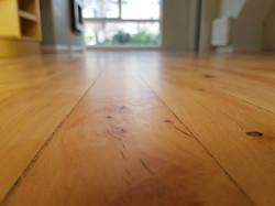 Junkers maple floor