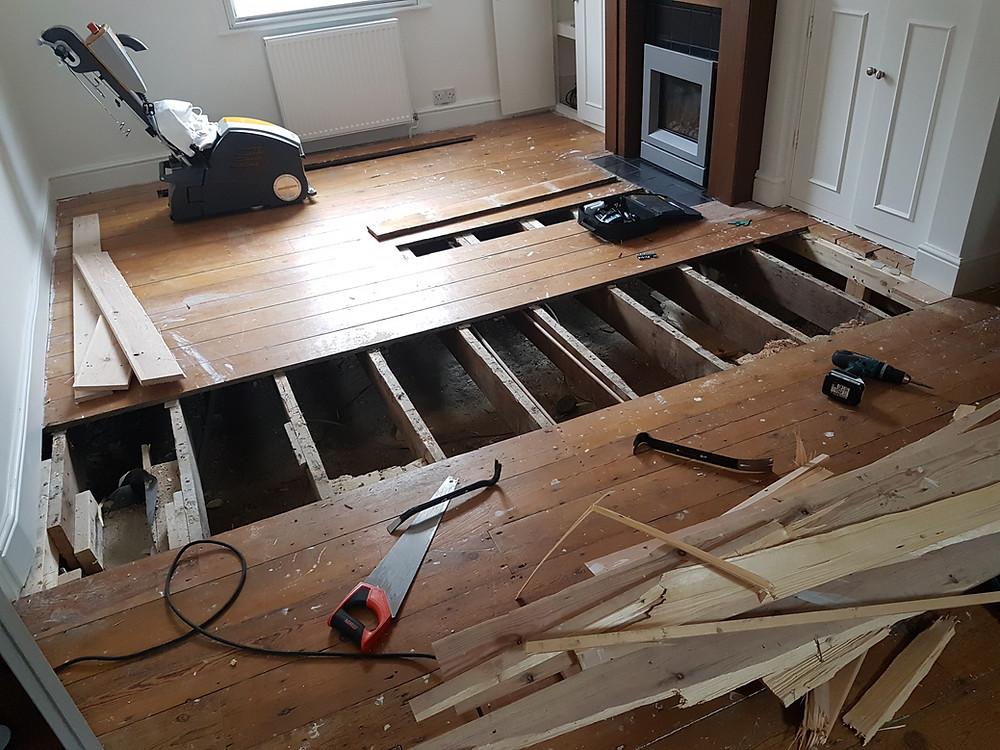 Board replacement Floor sanding cambridgeshire timeless floor restorations