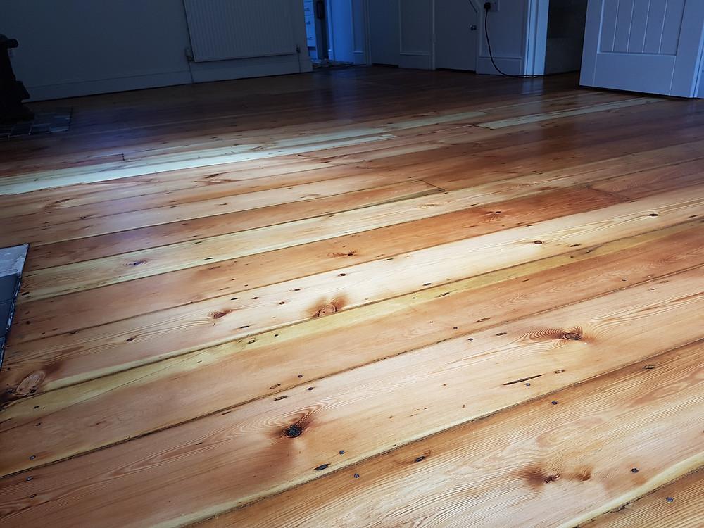 Floor sanding cambridgehire Timeless floor restorations