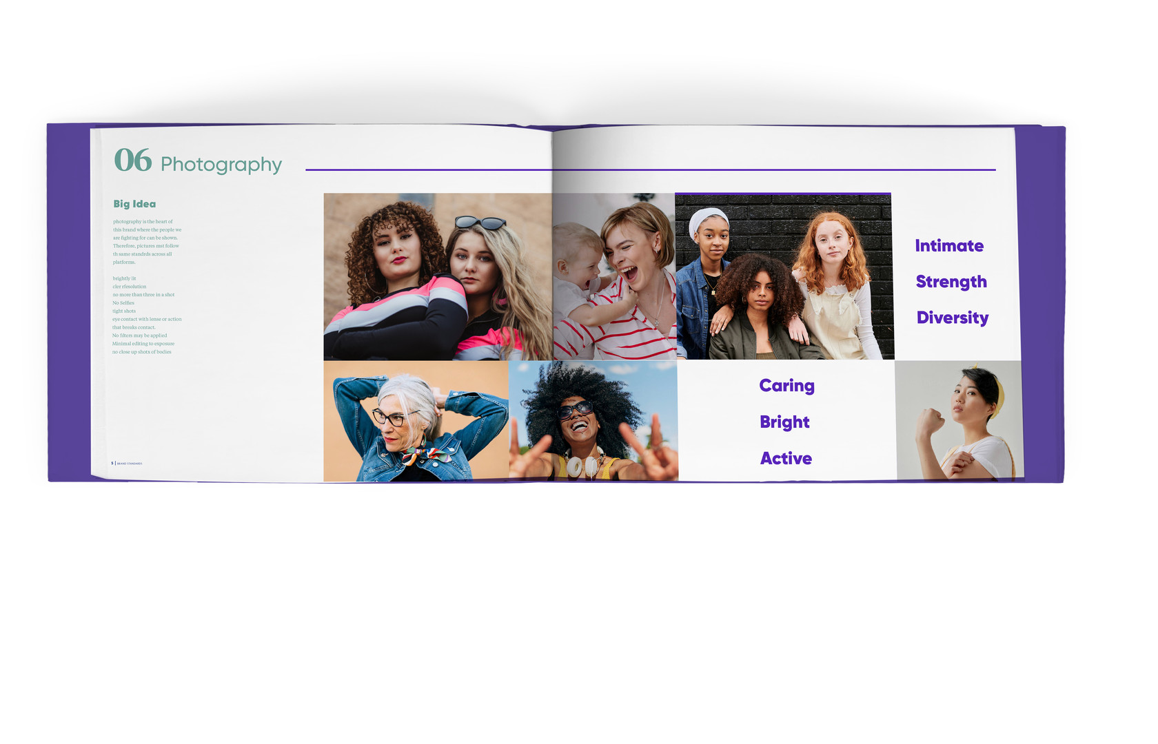 Brand Guidelines - Photography