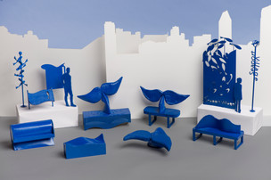Sculpted Bench Concepts