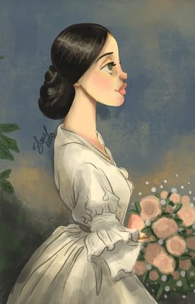 Modern Master - Carmen Duchess of Montmorency