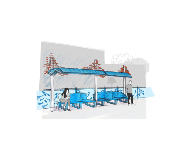 Trolley Shelter Concept