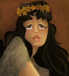 Modern Master - Queen Hecuba of Troy