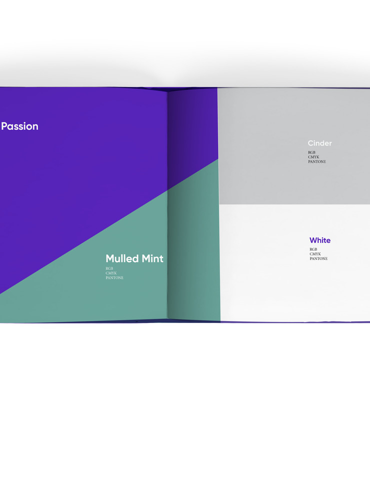 Brand Guidelines - Colors