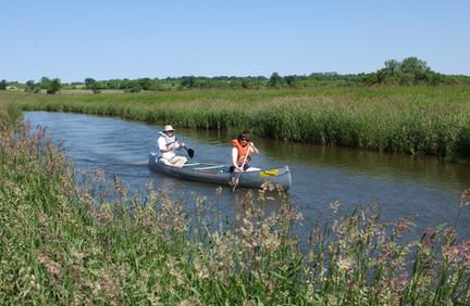 Canoe the Nippersink