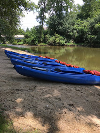 McHenry County Kayak Rental