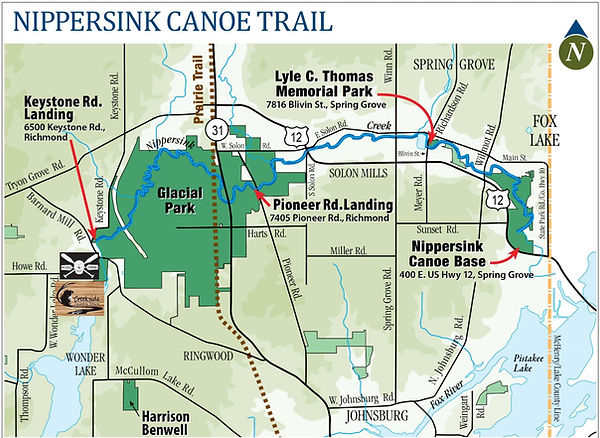 Nippersink Canoe Trail