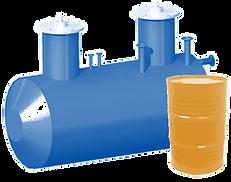 Хранение топлива