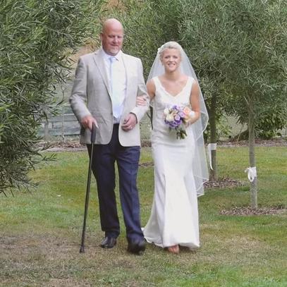 Nick and Libby's Wedding