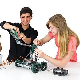 STEM Prodigy Vex Robotics