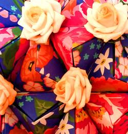 MBL ORIGAMI FOLDS + ROSES DESIGN