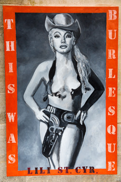 """This Was Burlesque"" Lili St.Cyr"