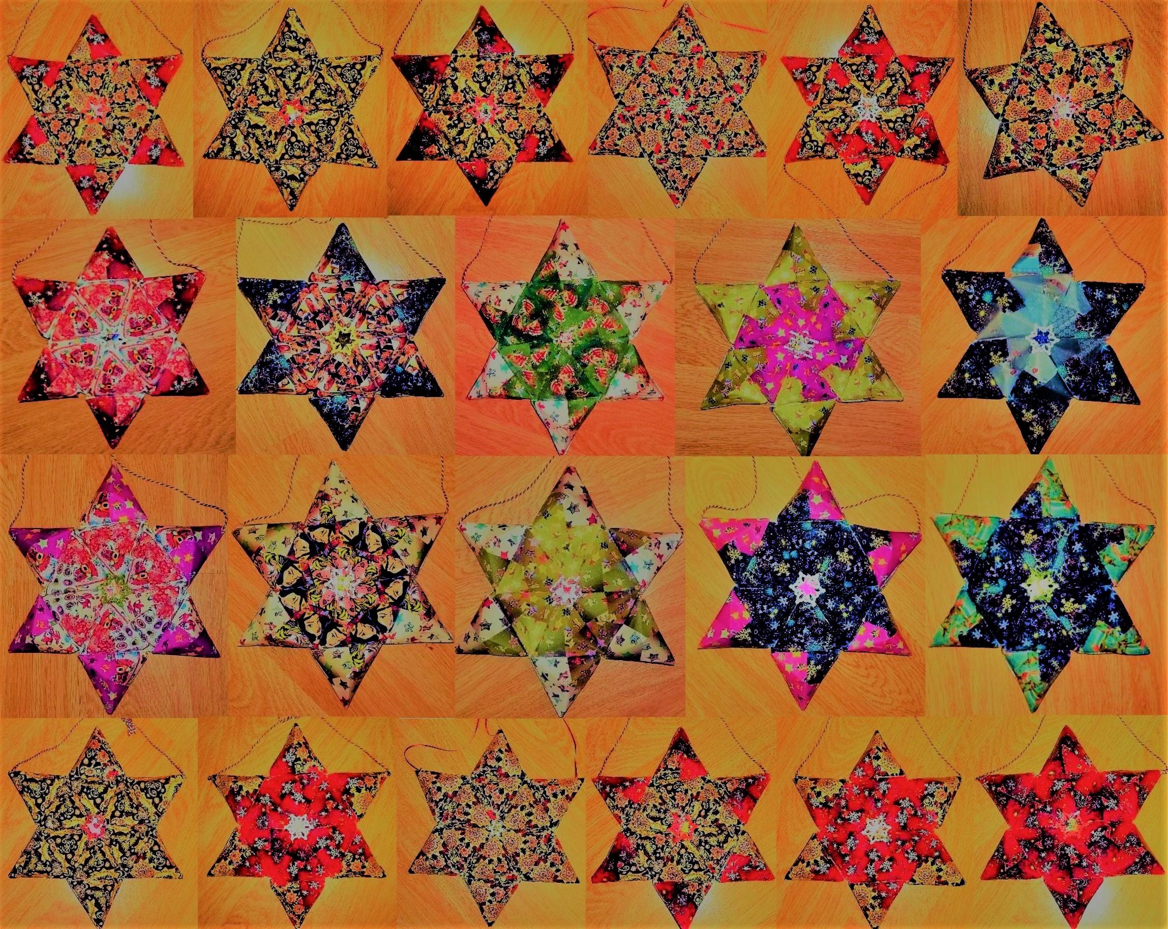 MBL ORIGAMI STARS DESIGN