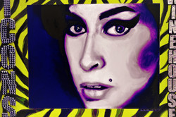 ICONS: WINEHOUSE (ACIDYELLOW+PURPLE)