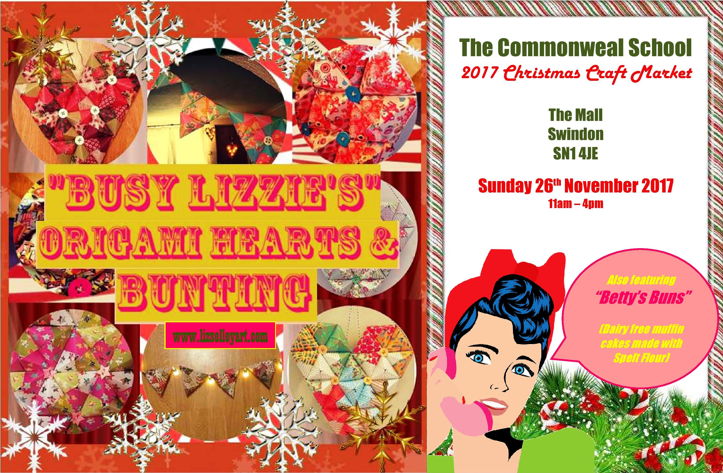 Commonweal Craft Fair - Oct '17