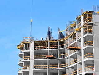 Good News, Things are getting busier in the Australian construction industry...
