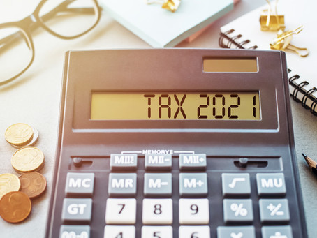 What's new for 2021 tax filing (2020 tax returns)?