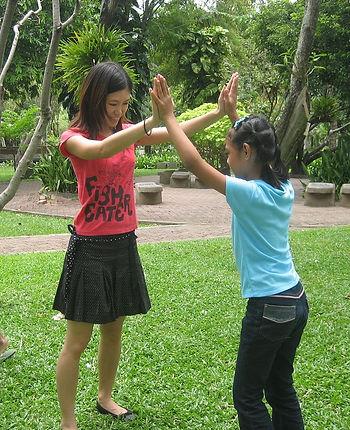 Partnership, Dance Chalat, Dance Labs, Dance Like Everyone's Your Friend