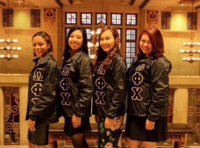 Omega Phi Chi Multicultural Sorority welcomes Upsilon Chapter