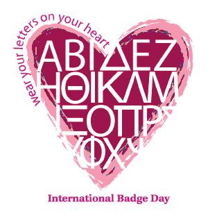 International Badge Day 2014