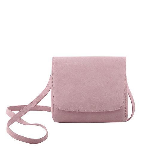 BOX BAG rose blush