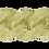 Thumbnail: ACRYL CHAIN - Bologna maxi maxi light green LONG
