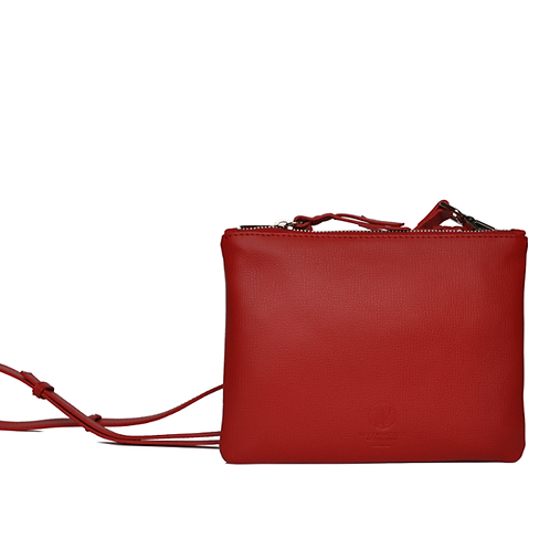 CLUTCH BAG rocket red