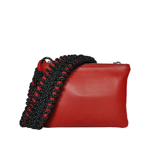 CLUTCH BAG rocket & BAG STRAP Berlin