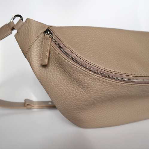 HIP BAG taupe