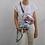 Thumbnail: HIP BAG mini blue metallic