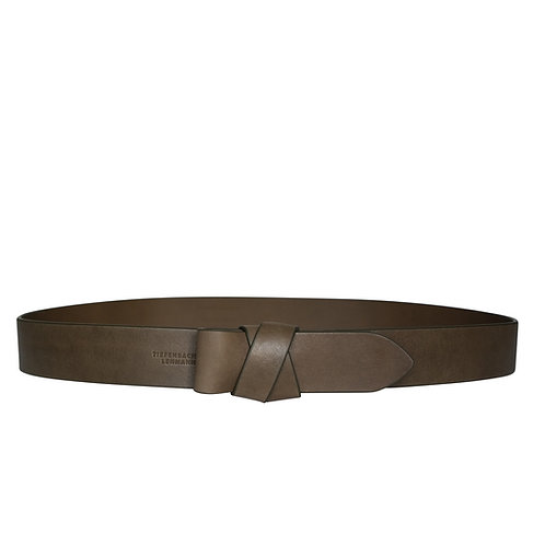 BELT bow - grey