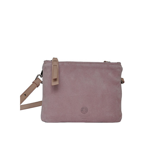 CLUTCH BAG rose blush