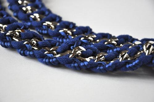BAG STRAP - blue/blue, size L