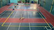 Indoor Volleyball Preperation