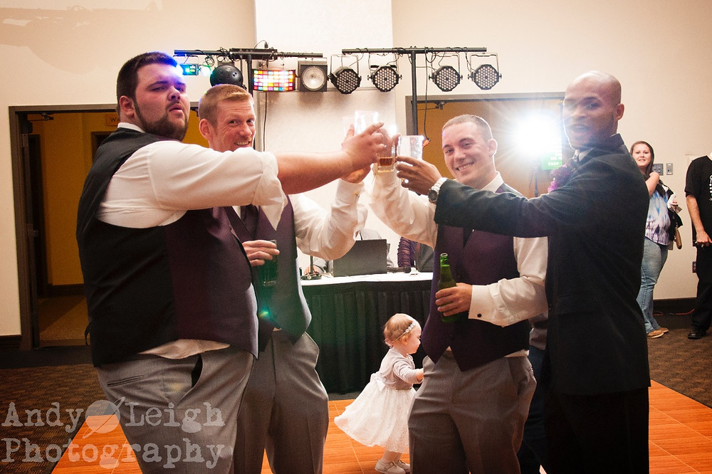 evansville wedding DJ