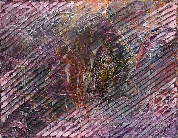 François Bourgeois | Artiste Peintre Photographe | Peinture: Abstrait 12